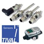 TIVAL Sensors