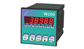 WEIGHT INDICATOR (for weighing and batching) : W200