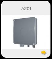 Converter I/P model A201