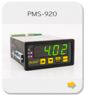 Digital indicator with relay outputs PMS-920