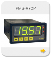 Digital indicator with relay outputs PMS-970P