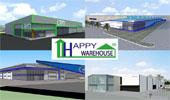 Happy Warehouse : แบบโกดังสำเร็จรูป