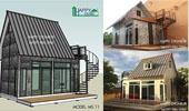 HAPPY HOUSE : บ้านสำเร็จรูป ออฟฟิศสำเร็จรูป อาคารอเนกประสงค์สำเร็จรูป Ready Office